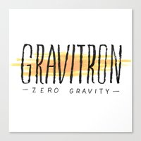 Gravitron Canvas Print