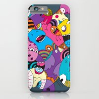 iPhone & iPod Case featuring Rightside Up by Chris Piascik