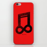 Music Forever iPhone & iPod Skin