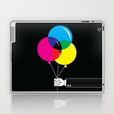 CMYK Balloon's  Laptop & iPad Skin