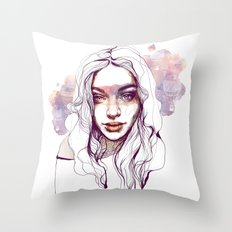 Those Dreams are Getting Away from Me Throw Pillow