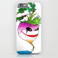 Turnip Villain iPhone 6 Slim Case