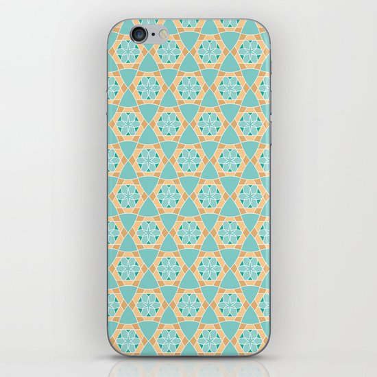 Moroccan Flavour 2 iPhone & iPod Skin