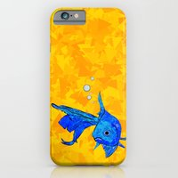 A fish! A fish! A fishy... OH!! iPhone 6 Slim Case