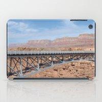 Colorado River Bridge iPad Case