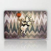Headless Unicornman Laptop & iPad Skin