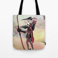The Venerable Archer Tote Bag