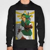 The Legend of Zelda: Link Hoody