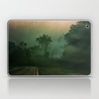 Jump In To The Fog Laptop & iPad Skin