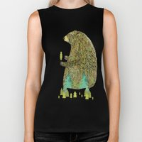 the forest keeper Biker Tank