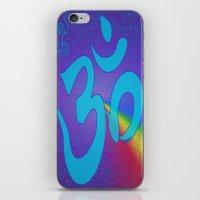 Mantra ... Aom iPhone & iPod Skin