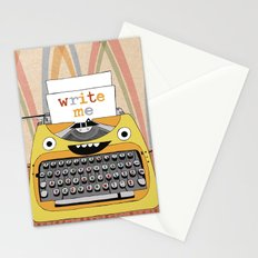 write me Stationery Cards