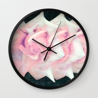 Secret Garden XVI  Wall Clock