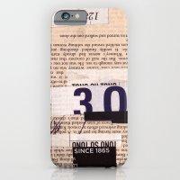 BOOKMARKS SERIES pg 334 iPhone 6 Slim Case
