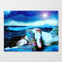 Storm-Breaker Canvas Print