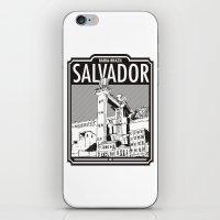 Salvador - Bahia - Brazil iPhone & iPod Skin