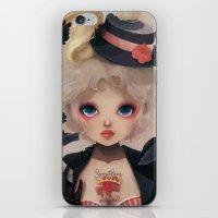 Les petits becs... iPhone & iPod Skin