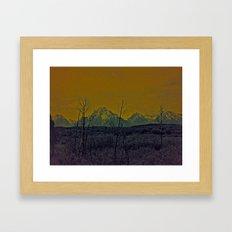 #82 Framed Art Print
