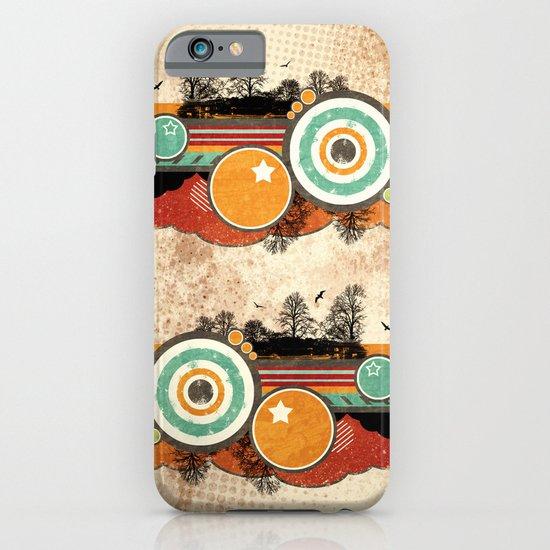 Retro Mash Up. iPhone & iPod Case