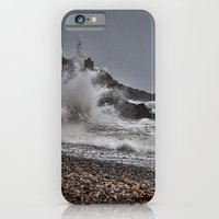 Mumbles Wild Waves. iPhone 6 Slim Case