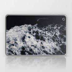 Waves #dark Laptop & iPad Skin