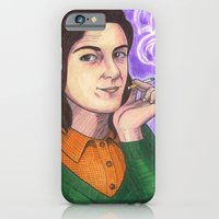 iPhone & iPod Case featuring Vanilla Kim by Anna Gogoleva