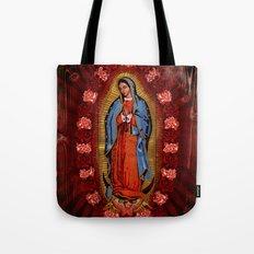 Virgin de Guadalupe Tote Bag