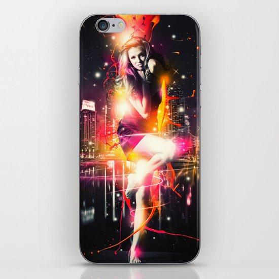 Citylights iPhone & iPod Skin