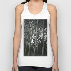 What Would You Do For Bamboo? Unisex Tank Top