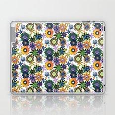 King of Carrot Flowers Laptop & iPad Skin