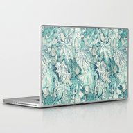 Laptop & iPad Skin featuring Fig Leaf Fancy - A Patte… by Micklyn