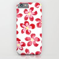 Posey Power - Red Multi iPhone 6 Slim Case