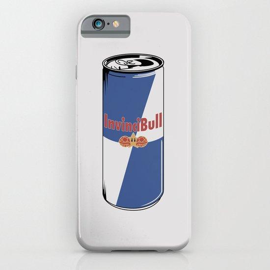 InvinciBull Energy Drink iPhone & iPod Case