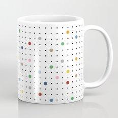 Pin Points Repeat Mug