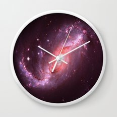 Your Own Galaxy Wall Clock