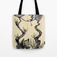 Tree Fun! Tote Bag