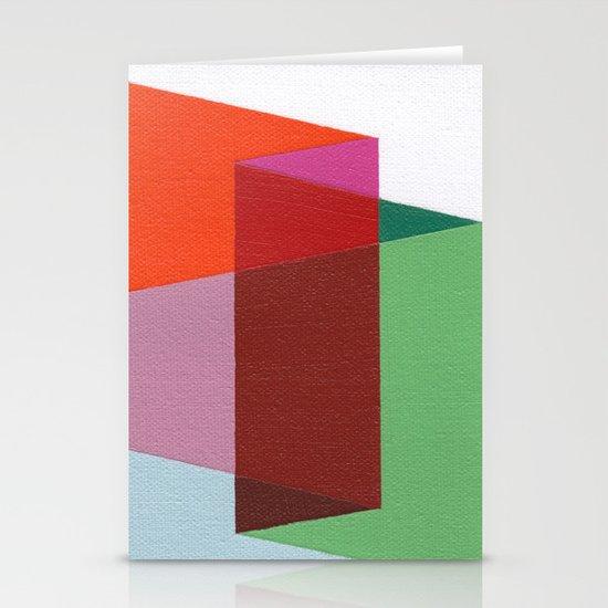 Folds Stationery Card