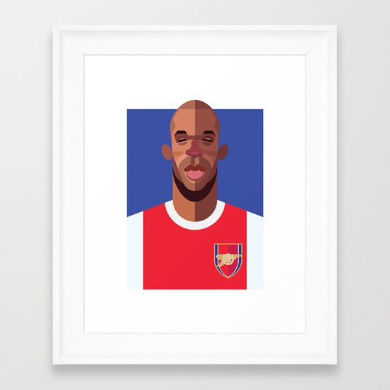 TH14 | Gunners Framed Art Print