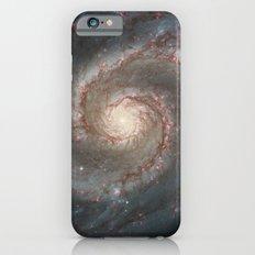 Whirlpool Galaxy iPhone 6 Slim Case