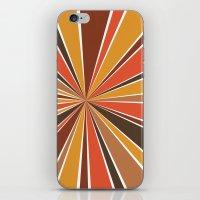 70's Star Burst iPhone & iPod Skin