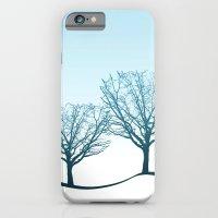 Twin Trees iPhone 6 Slim Case