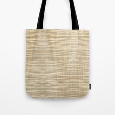 Spalted Maple Wood Tote Bag