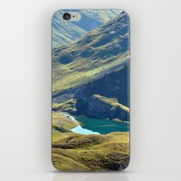 Among The Slopes iPhone & iPod Skin