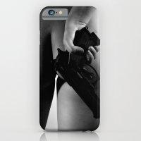 Close up danger iPhone 6 Slim Case