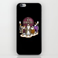 The Big Kowalski iPhone & iPod Skin