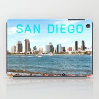 San Diego  iPad Case
