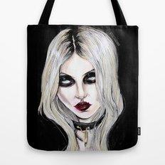 Taylor Momsen #rockrules Tote Bag