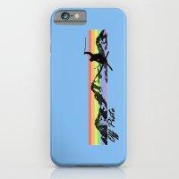 Off Piste Ski iPhone 6 Slim Case