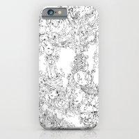 Pasolini`s Garden iPhone 6 Slim Case