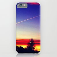 Sunrise Series- Streak O… iPhone 6 Slim Case